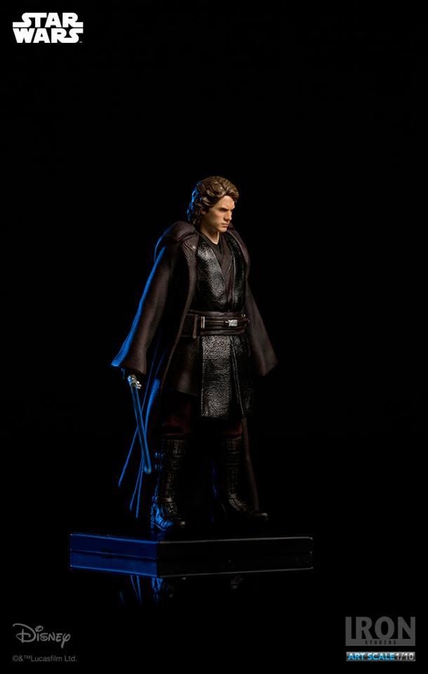 IRON STUDIOS: ANAKIN SKYWALKER  art scale 1/10  Anakin-skywalker-art-scale-iron-studios-14