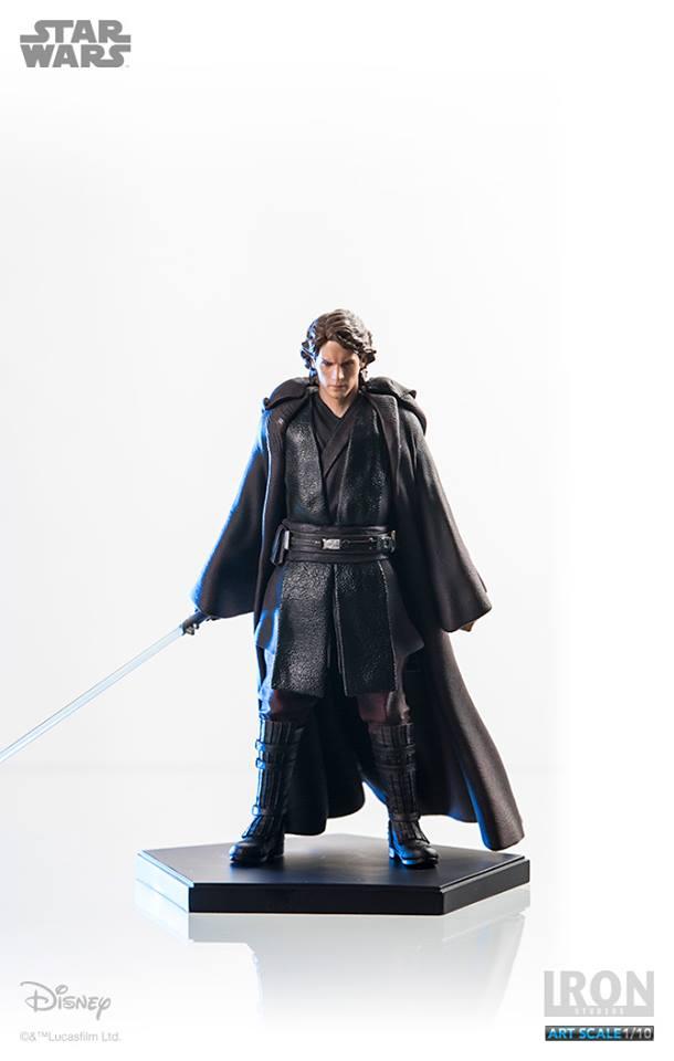 IRON STUDIOS: ANAKIN SKYWALKER  art scale 1/10  Anakin-skywalker-art-scale-iron-studios-15