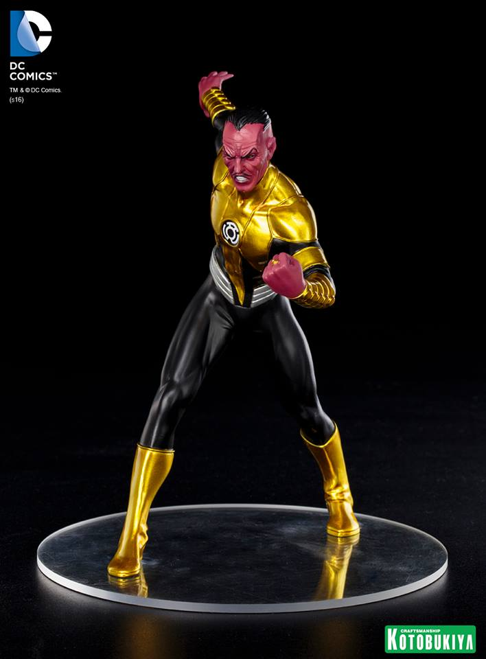 NEW 52 : Sinestro Kotobukiya-sinestro-artfx01
