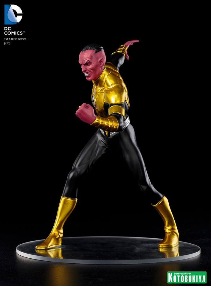 NEW 52 : Sinestro Kotobukiya-sinestro-artfx04