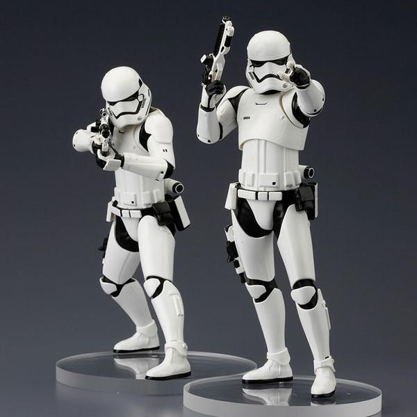 STAR WARS : First Order Stormtrooper Two Pack ARTFX-Stormtroopers-First-Order-Version-Star-Wars-Episode-VII-Kotobukiya-10