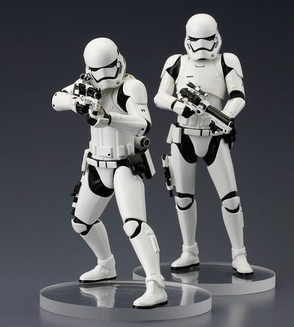 STAR WARS : First Order Stormtrooper Two Pack ARTFX-Stormtroopers-First-Order-Version-Star-Wars-Episode-VII-Kotobukiya-11
