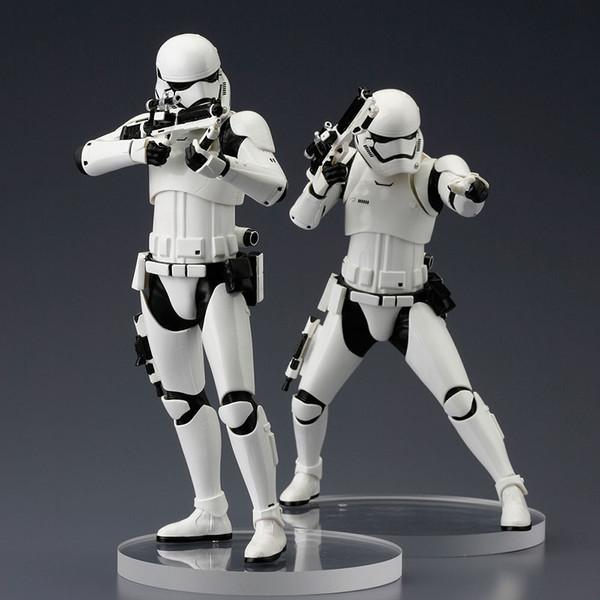 STAR WARS : First Order Stormtrooper Two Pack ARTFX-Stormtroopers-First-Order-Version-Star-Wars-Episode-VII-Kotobukiya-13