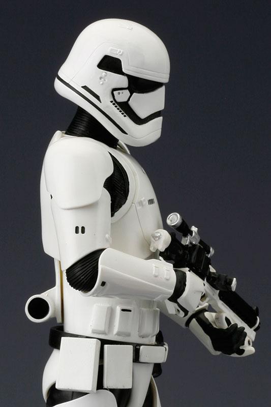 STAR WARS : First Order Stormtrooper Two Pack ARTFX-Stormtroopers-First-Order-Version-Star-Wars-Episode-VII-Kotobukiya-14