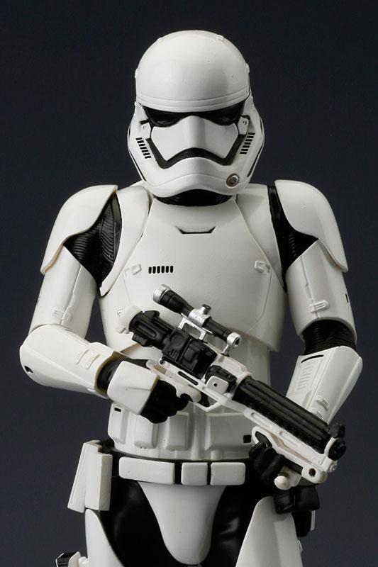 STAR WARS : First Order Stormtrooper Two Pack ARTFX-Stormtroopers-First-Order-Version-Star-Wars-Episode-VII-Kotobukiya-15