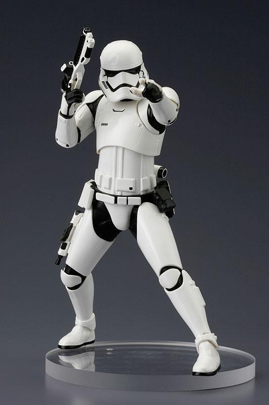 STAR WARS : First Order Stormtrooper Two Pack ARTFX-Stormtroopers-First-Order-Version-Star-Wars-Episode-VII-Kotobukiya-2