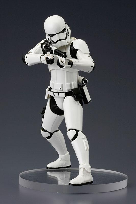 STAR WARS : First Order Stormtrooper Two Pack ARTFX-Stormtroopers-First-Order-Version-Star-Wars-Episode-VII-Kotobukiya-3