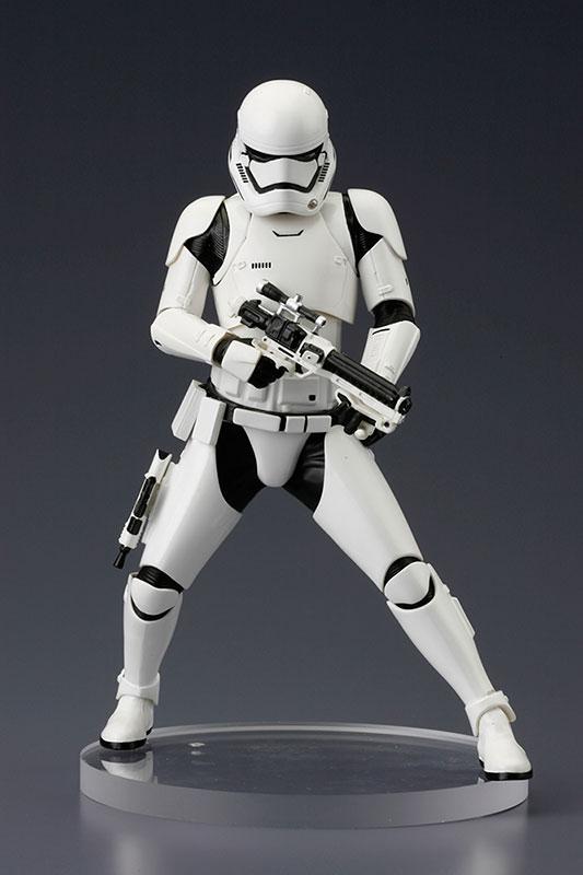 STAR WARS : First Order Stormtrooper Two Pack ARTFX-Stormtroopers-First-Order-Version-Star-Wars-Episode-VII-Kotobukiya-5
