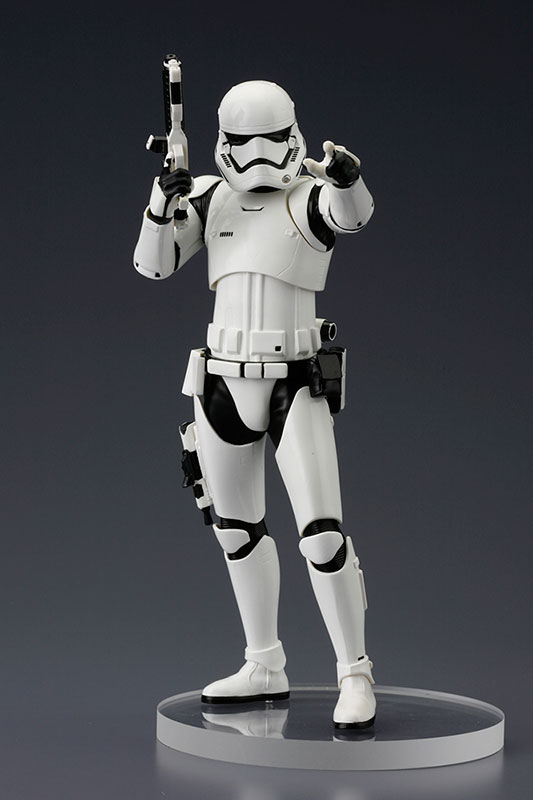 STAR WARS : First Order Stormtrooper Two Pack ARTFX-Stormtroopers-First-Order-Version-Star-Wars-Episode-VII-Kotobukiya-6