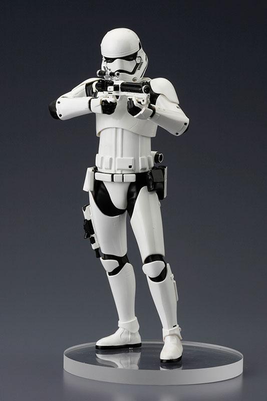 STAR WARS : First Order Stormtrooper Two Pack ARTFX-Stormtroopers-First-Order-Version-Star-Wars-Episode-VII-Kotobukiya-7
