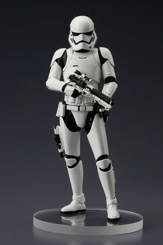 STAR WARS : First Order Stormtrooper Two Pack ARTFX-Stormtroopers-First-Order-Version-Star-Wars-Episode-VII-Kotobukiya-8