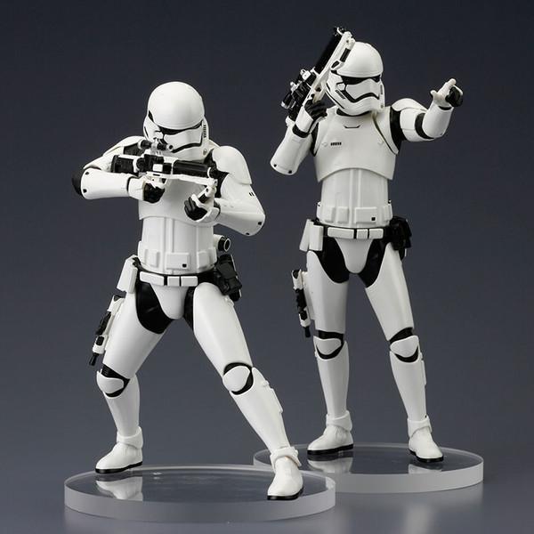 STAR WARS : First Order Stormtrooper Two Pack ARTFX-Stormtroopers-First-Order-Version-Star-Wars-Episode-VII-Kotobukiya-9