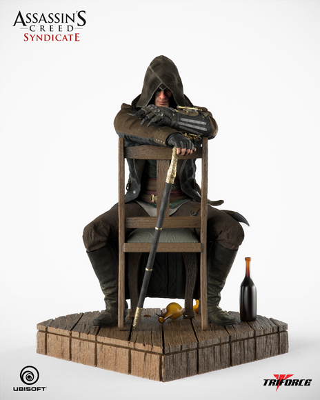 Triforce - Assassin's Creed Syndicate - Jacob Frye - Premier Scale Statue Assassins_Creed_Syndicate-Jacob_Fries-Premier_Scale_Statue_01