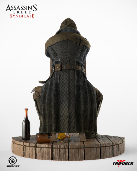Triforce - Assassin's Creed Syndicate - Jacob Frye - Premier Scale Statue Assassins_Creed_Syndicate-Jacob_Fries-Premier_Scale_Statue_03