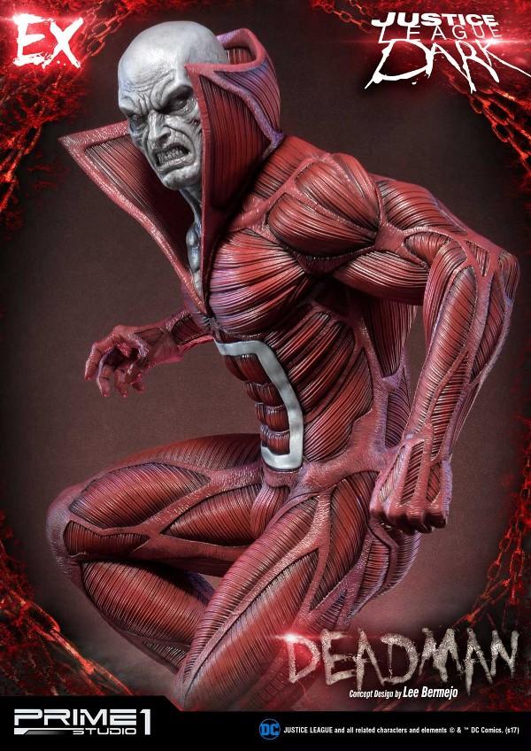 DC Comics : Justice League Dark - Deadman (Concept Design by Lee Bermejo) Deadman-statue-PrimeOne-10