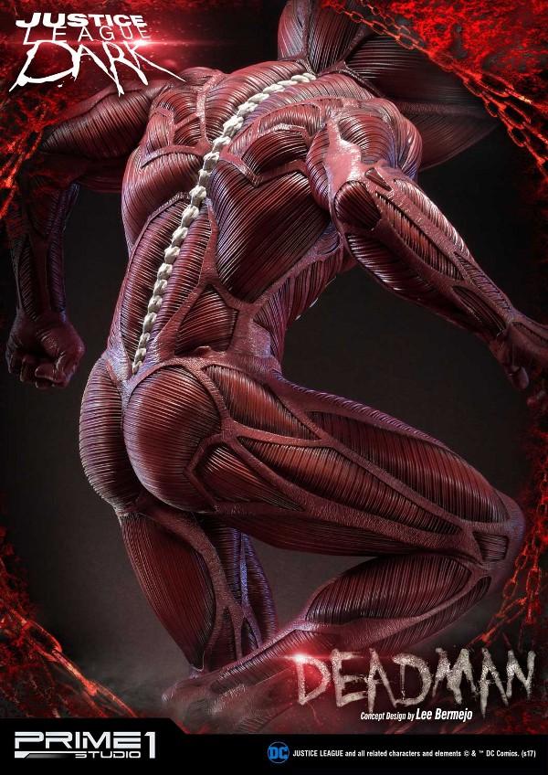 DC Comics : Justice League Dark - Deadman (Concept Design by Lee Bermejo) Deadman-statue-PrimeOne-12