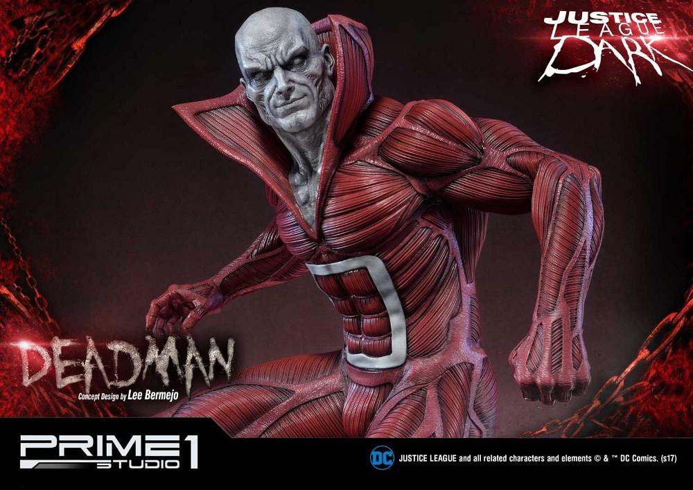 DC Comics : Justice League Dark - Deadman (Concept Design by Lee Bermejo) Deadman-statue-PrimeOne-14
