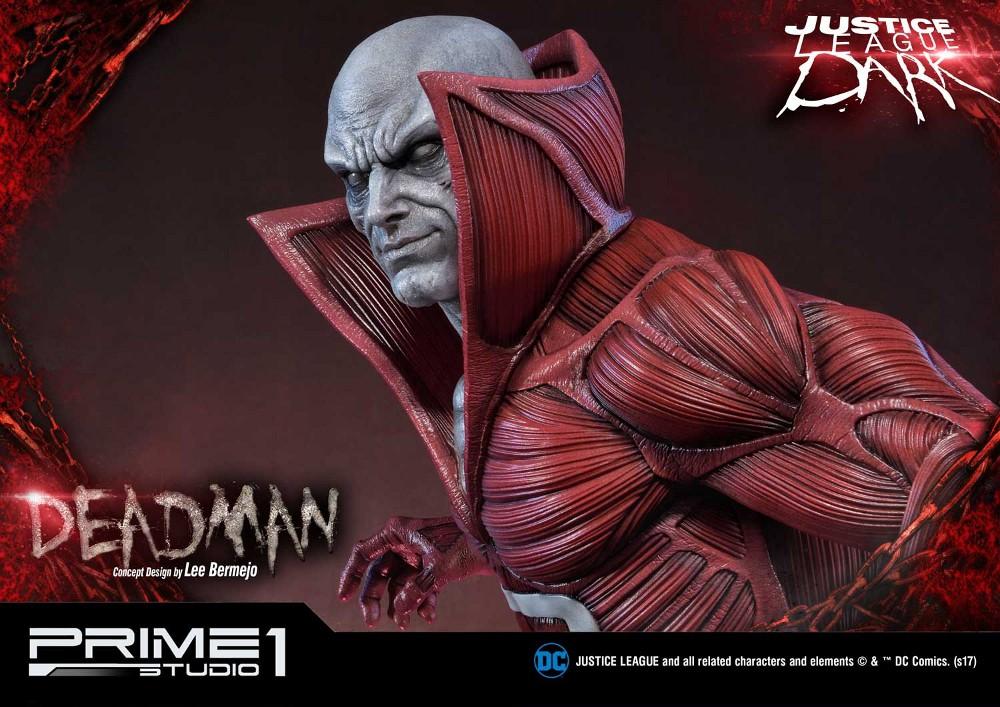 DC Comics : Justice League Dark - Deadman (Concept Design by Lee Bermejo) Deadman-statue-PrimeOne-15