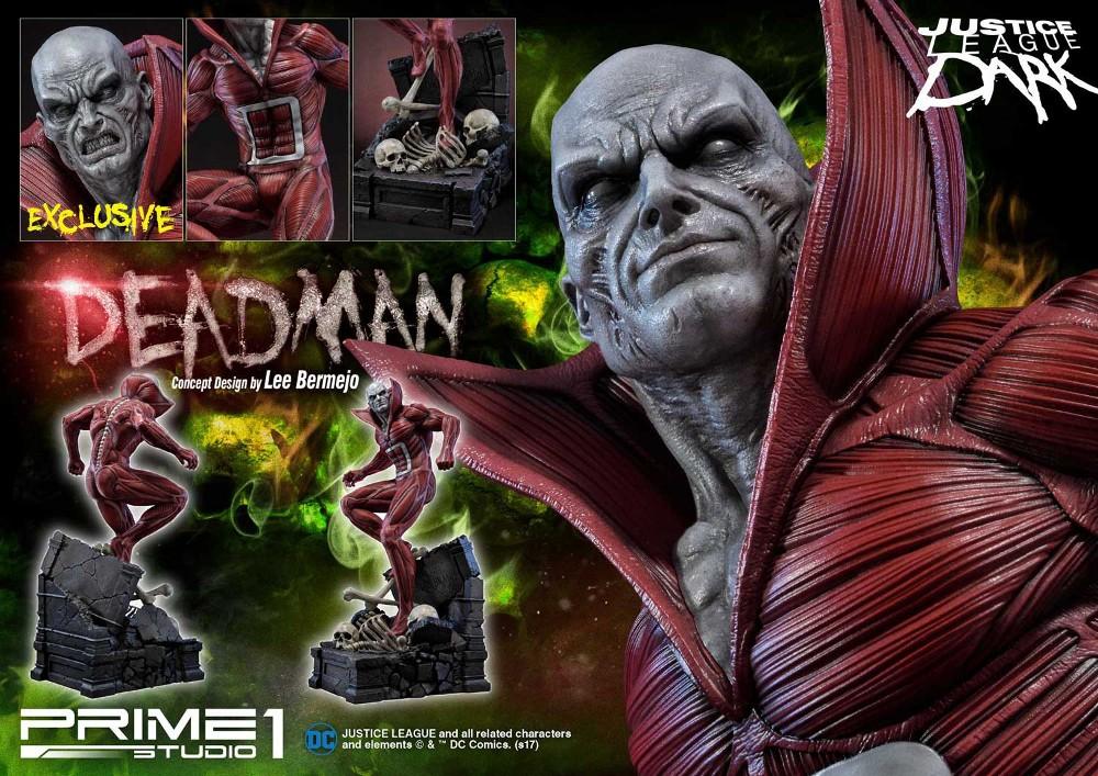 DC Comics : Justice League Dark - Deadman (Concept Design by Lee Bermejo) Deadman-statue-PrimeOne-16