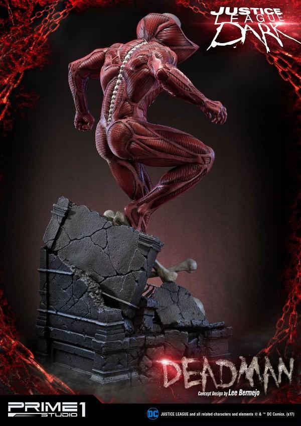 DC Comics : Justice League Dark - Deadman (Concept Design by Lee Bermejo) Deadman-statue-PrimeOne-7