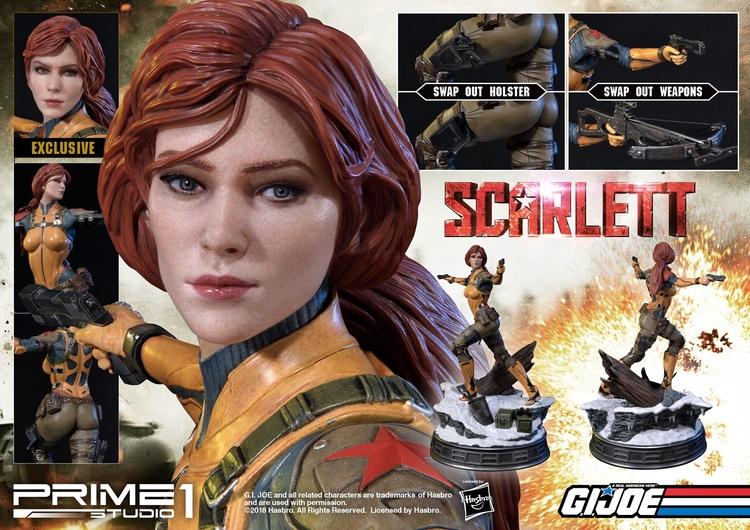 SCARLETT (G.I Joe) Premium masterline Scarlett-Premium-master-line-prime-one-05