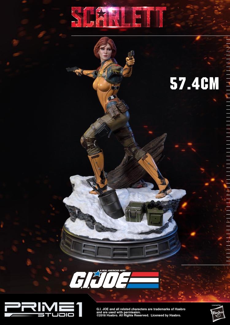 SCARLETT (G.I Joe) Premium masterline Scarlett-Premium-master-line-prime-one-06