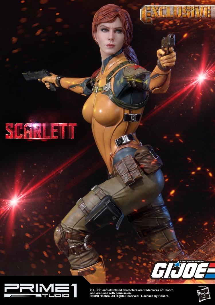 SCARLETT (G.I Joe) Premium masterline Scarlett-Premium-master-line-prime-one-10