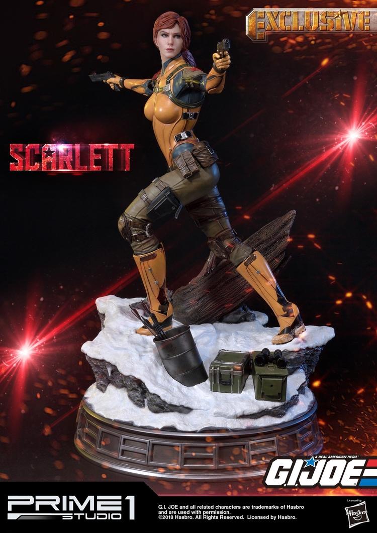 SCARLETT (G.I Joe) Premium masterline Scarlett-Premium-master-line-prime-one-11