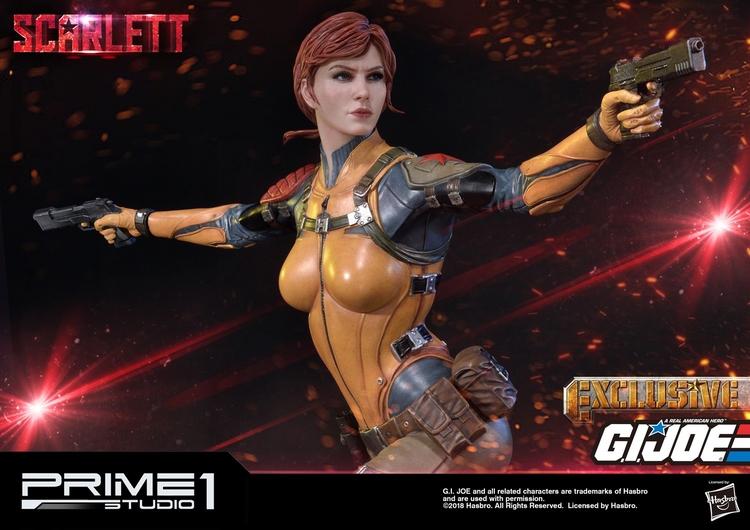 SCARLETT (G.I Joe) Premium masterline Scarlett-Premium-master-line-prime-one-17