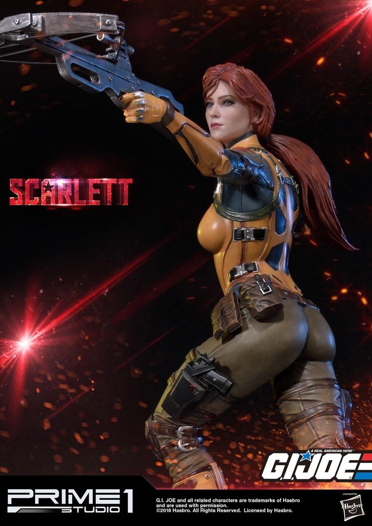 SCARLETT (G.I Joe) Premium masterline Scarlett-Premium-master-line-prime-one-24