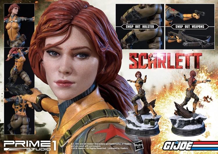 SCARLETT (G.I Joe) Premium masterline Scarlett-Premium-master-line-prime-one-31