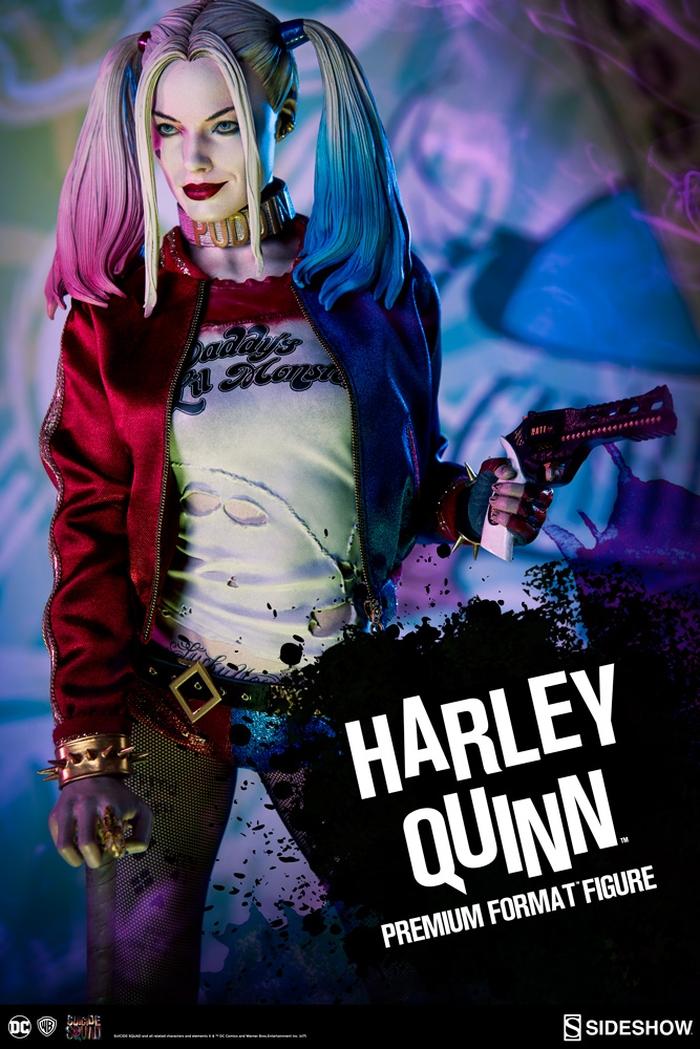 HARLEY QUINN SUICIDE SQUAD PREMIUM FORMAT Harley-quinn-premium-format-300656-01