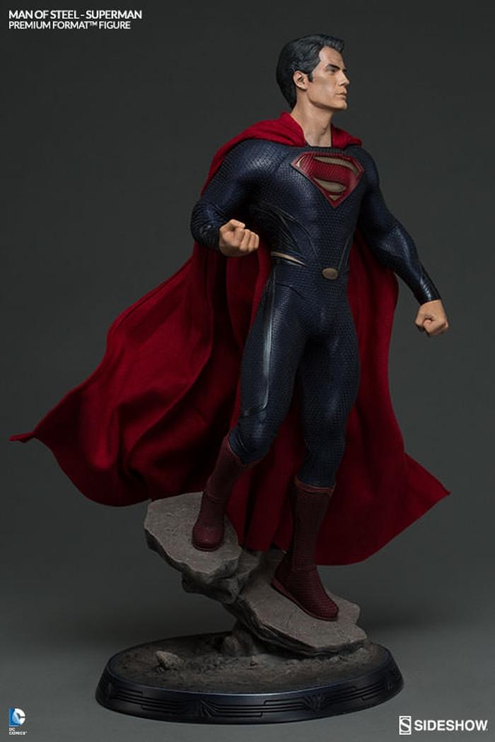 MAN OF STEEL SUPERMAN PREMIUM FORMAT FIGURE Man-of-steel-superman-premium-format-300351-07