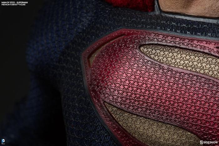 MAN OF STEEL SUPERMAN PREMIUM FORMAT FIGURE Man-of-steel-superman-premium-format-300351-11