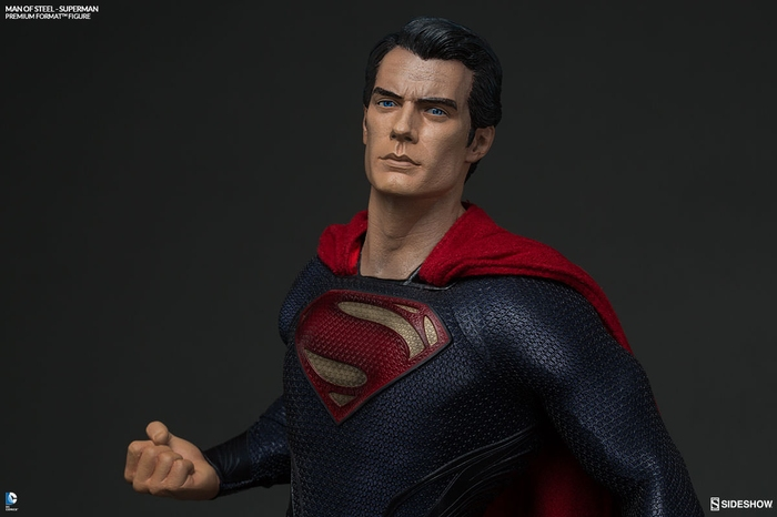 MAN OF STEEL SUPERMAN PREMIUM FORMAT FIGURE Man-of-steel-superman-premium-format-300351-12