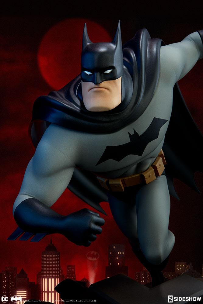 BATMAN  Animated series  Statue Dc-comics-batman-animated-series-collection-statue-sideshow-200542-00