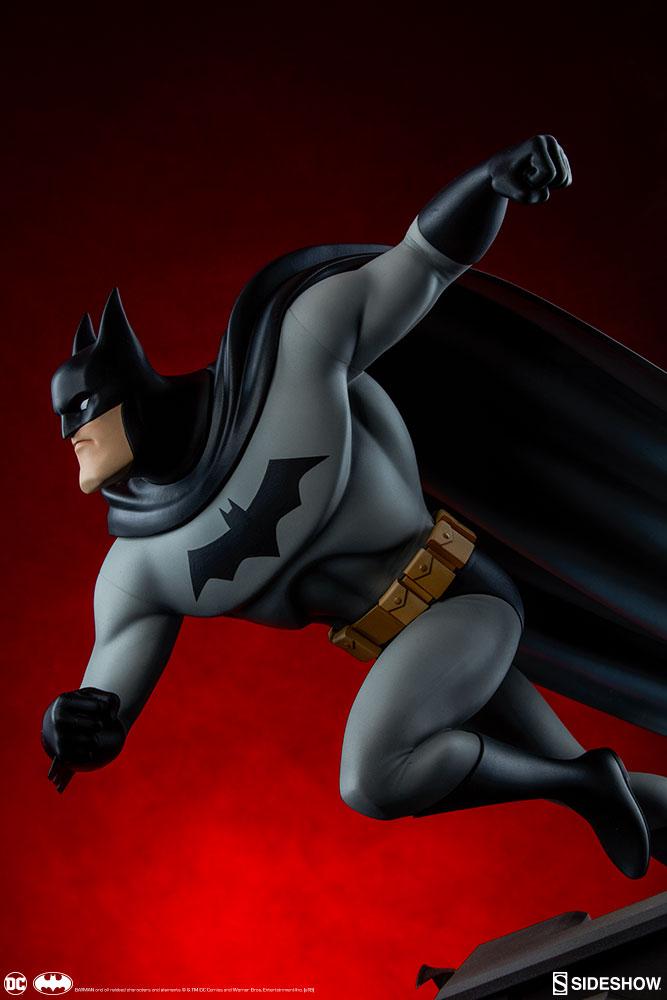 BATMAN  Animated series  Statue Dc-comics-batman-animated-series-collection-statue-sideshow-200542-01