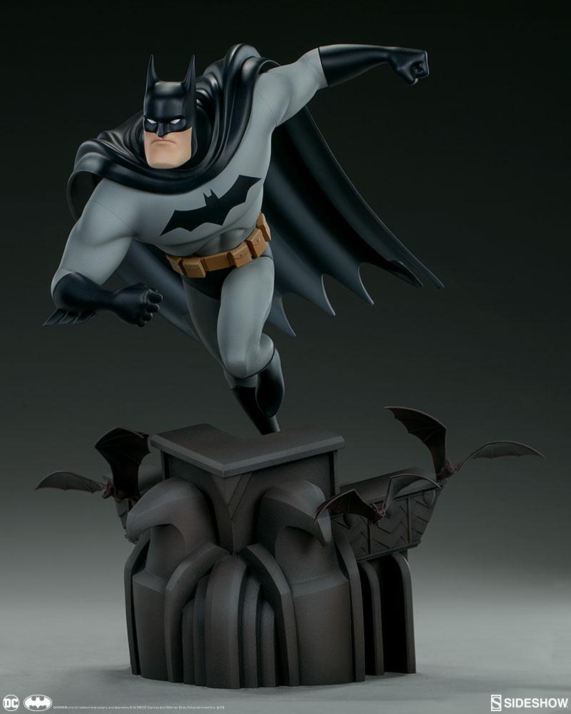 BATMAN  Animated series  Statue Dc-comics-batman-animated-series-collection-statue-sideshow-200542-02