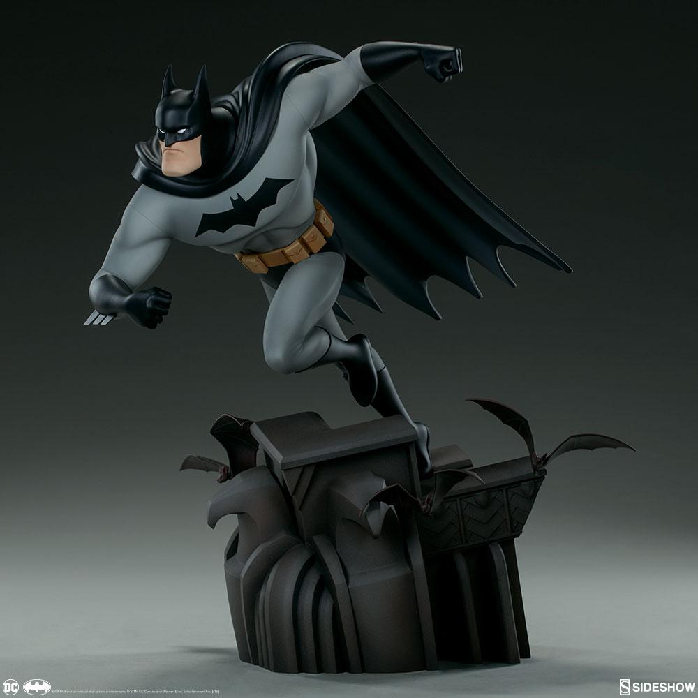 BATMAN  Animated series  Statue Dc-comics-batman-animated-series-collection-statue-sideshow-200542-03