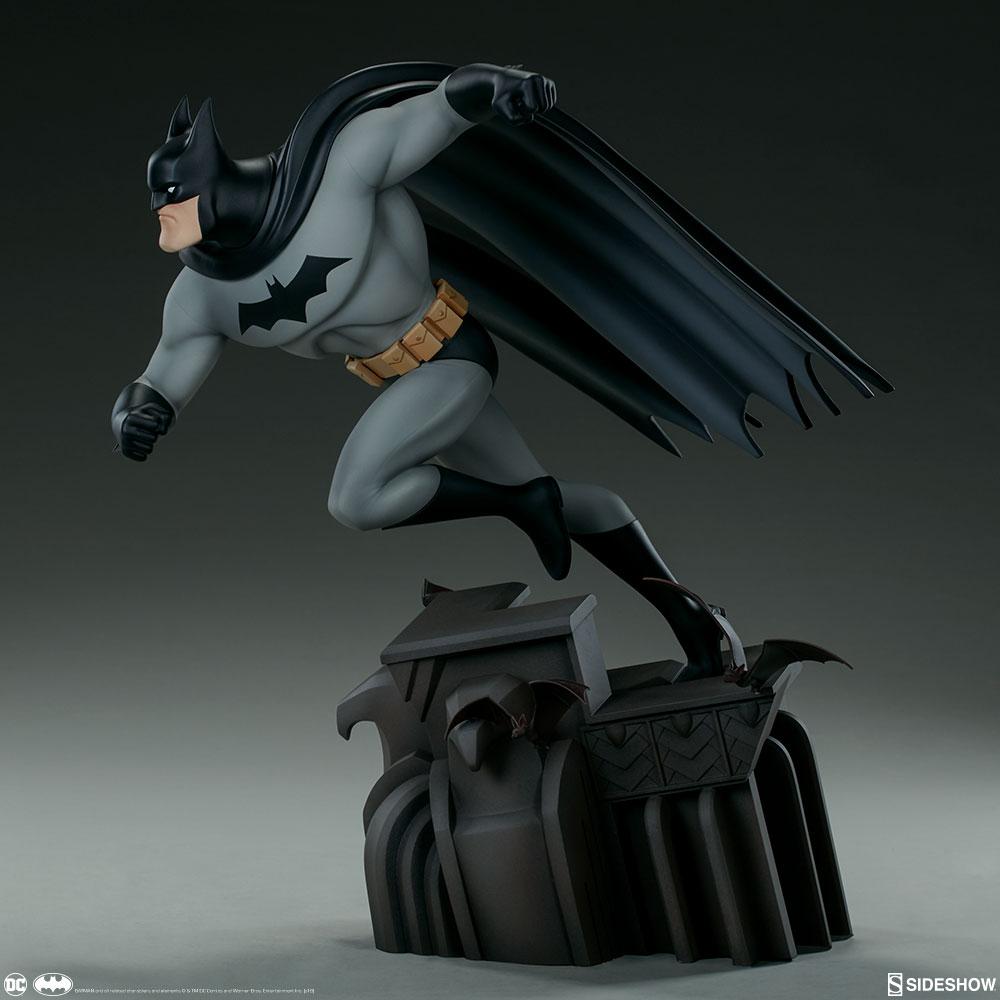 BATMAN  Animated series  Statue Dc-comics-batman-animated-series-collection-statue-sideshow-200542-04