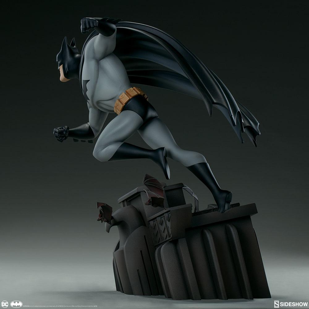 BATMAN  Animated series  Statue Dc-comics-batman-animated-series-collection-statue-sideshow-200542-05
