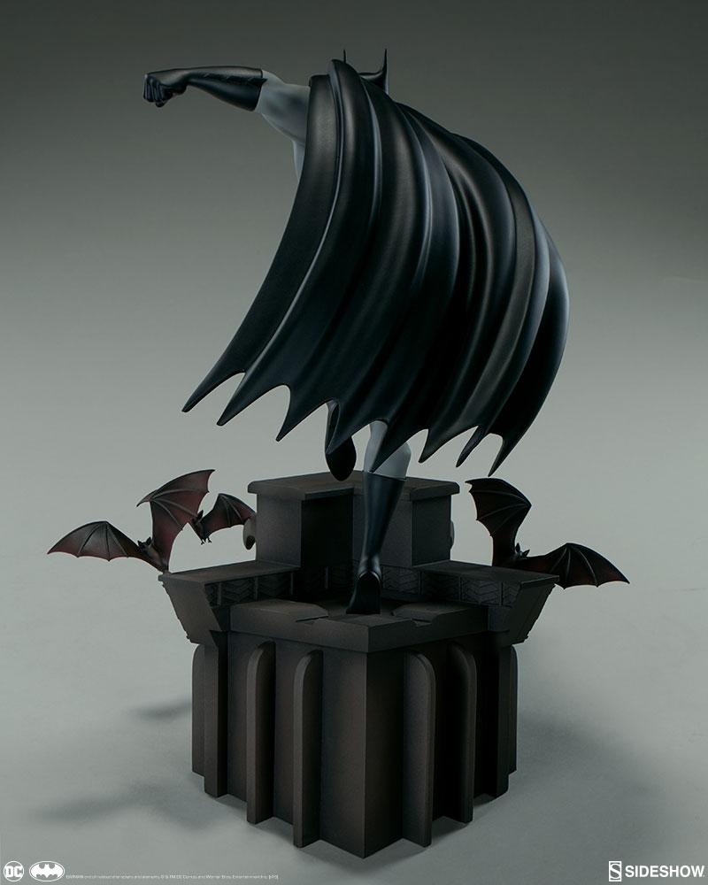 BATMAN  Animated series  Statue Dc-comics-batman-animated-series-collection-statue-sideshow-200542-06
