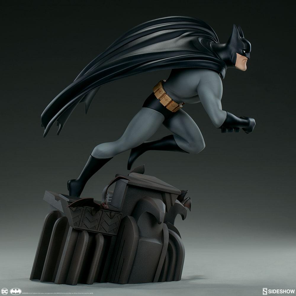 BATMAN  Animated series  Statue Dc-comics-batman-animated-series-collection-statue-sideshow-200542-07