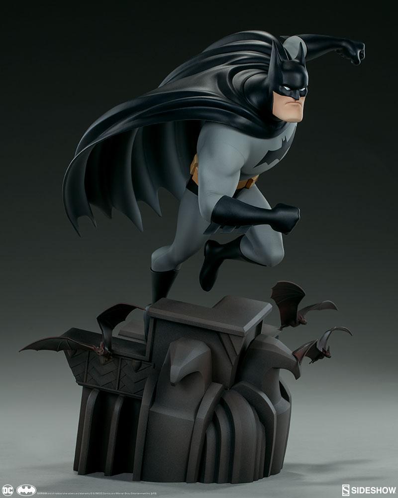 BATMAN  Animated series  Statue Dc-comics-batman-animated-series-collection-statue-sideshow-200542-08