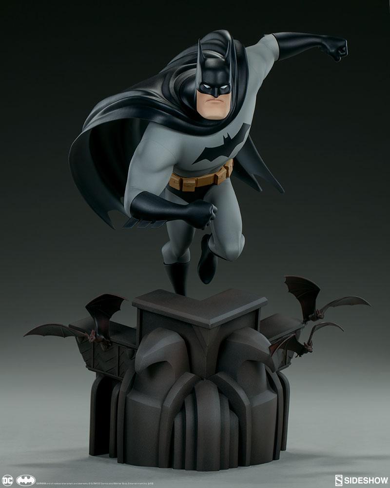 BATMAN  Animated series  Statue Dc-comics-batman-animated-series-collection-statue-sideshow-200542-09