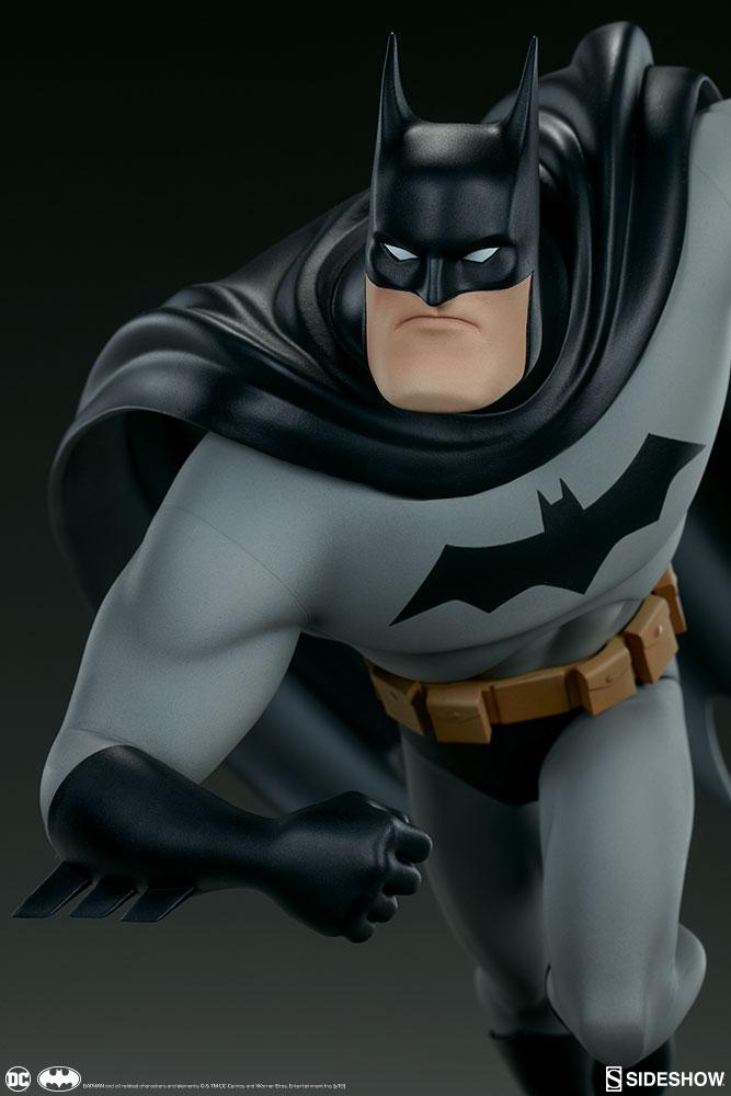 BATMAN  Animated series  Statue Dc-comics-batman-animated-series-collection-statue-sideshow-200542-10