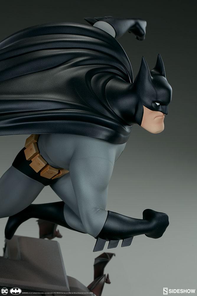 BATMAN  Animated series  Statue Dc-comics-batman-animated-series-collection-statue-sideshow-200542-11