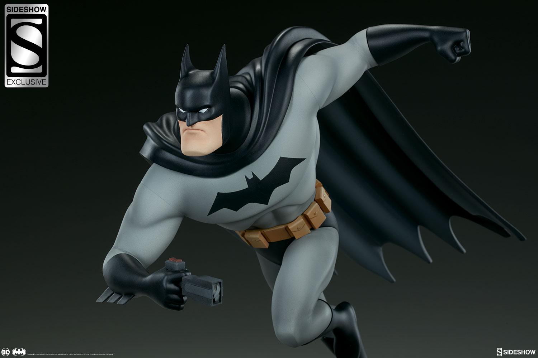 BATMAN  Animated series  Statue Dc-comics-batman-animated-series-collection-statue-sideshow-200542-12