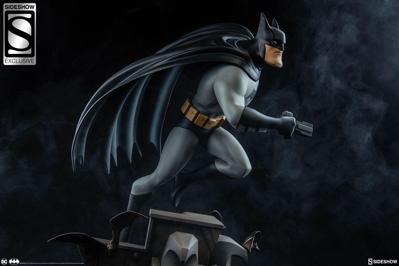BATMAN  Animated series  Statue Dc-comics-batman-animated-series-collection-statue-sideshow-200542-14