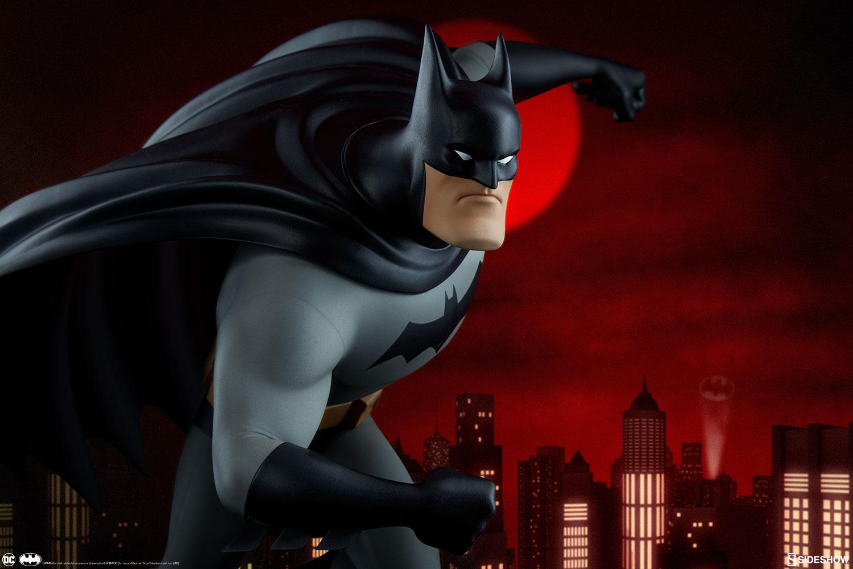 BATMAN  Animated series  Statue Dc-comics-batman-animated-series-collection-statue-sideshow-200542-15